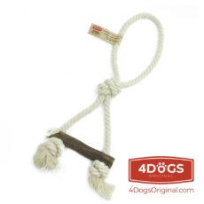 Gryzolina Knot - szarpak dla psa
