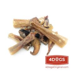 Penisy wołowe kawałki - Bites - naturalne gryzaki dla psów
